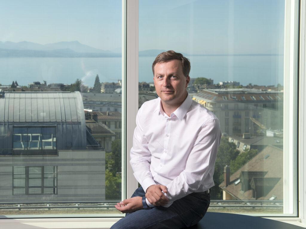 CEO Thomas Scheibel, CEO Heliot Europe GmbH